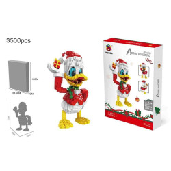 Atomic Building Blocks Donald Duck
