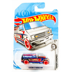 Hot Wheels - Custome Dodge 77' Van