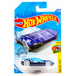 Hot Wheels - La Fasta