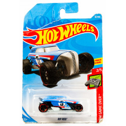 Hot Wheels -Rip Rod Blue