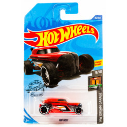 Hot Wheels - Rip Rod Red