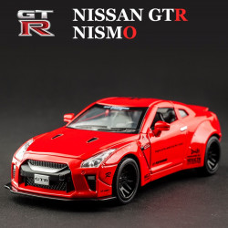 Die Cast Model Car - Nissan GTR Nismo Red