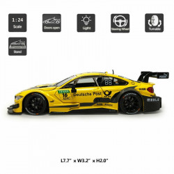 Die Cast Car Model - BMW M4 DTM