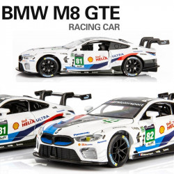 Die Cast Car Model - BMW M8 GTE