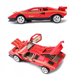 Die Cast Car Model - Lamborghini Countach
