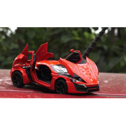 Die Cast Model Car - Lykan...