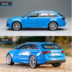 Die Cast Model Car - Audi...
