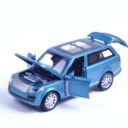 Die Cast Model Car - Range Rover Sport Blue