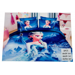 Elsa 3Pc Bed Cover
