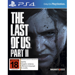 The Last Of Us: Part 2 PS4...