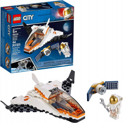 LEGO City Satellite Service...