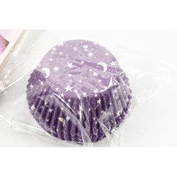 Stars Cupcake Papers