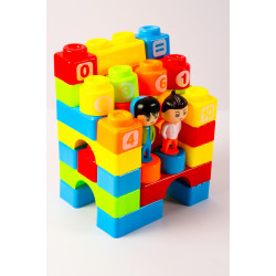 Building Blocks Blue