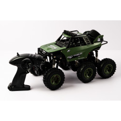 6x6 RC Beast Big Green