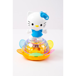 Hello Kitty Flower Light Spin