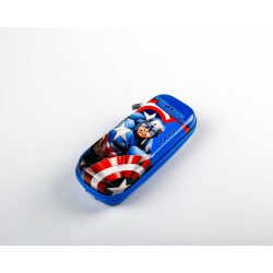 Captain America Pencil Case