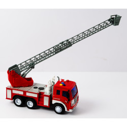 Fire Truck with Music