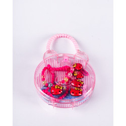 Hello Kitty Hair Accessory Set