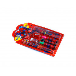 Spiderman Stationery Set Small