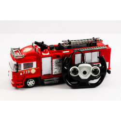 Syrcar Fire Rescue RC