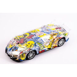 Grafitti RC Car Lamborghini