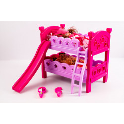 Baby Play House  Bunk Bed...
