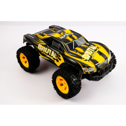 Yellow Graffiti RC Offroad...