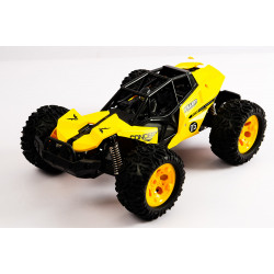 Roll Cage Buggee Yellow