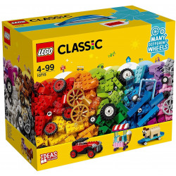 Lego Bricks on a Roll 10715