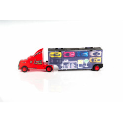 Sports Truck with Die Cast