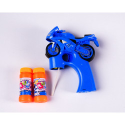 Bubble Gun with Bubble Liquid