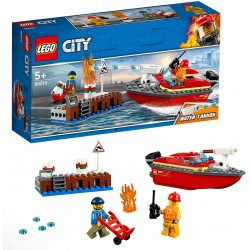 LEGO 60213 City Fire Dock...