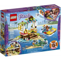 LEGO Friends Turtle Rescue...