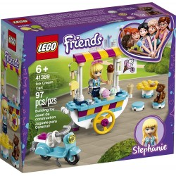 LEGO Friends Ice Cream Cart...