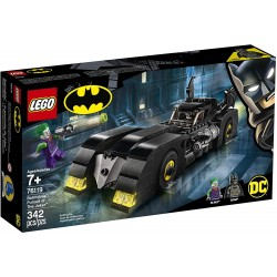 LEGO DC Batman Pursuit of The Joker 76119 Building set