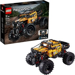 LEGO Technic 4x4 X-treme Off Roader 42099 Building Set