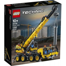 LEGO Technic Mobile Crane...