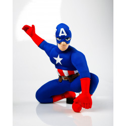 Captain America Soft Toy