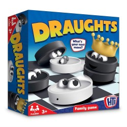 HTI - Draughts Family Game
