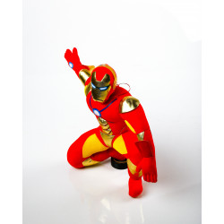 Iron Man Soft Toy