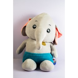 Elephant Soft Toy 80cm