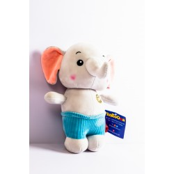 Elephant Soft Toy 25cm