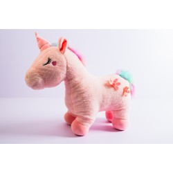 Unicorn Soft Toy 60cm