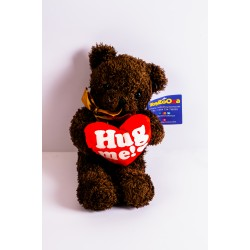 Small Brown Bear Hug Me 30cm