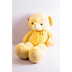 Large Bear with Bow 120cm