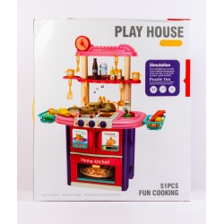 Play House - Kitchen Set