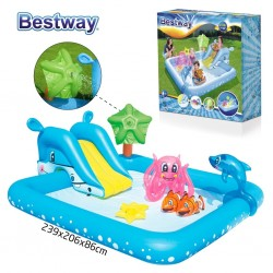 Bestway Swimming Pool with...