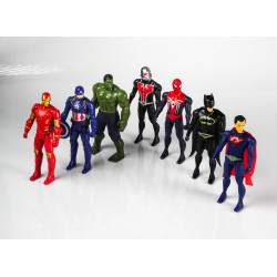 DC vs MARVEL Action Figures