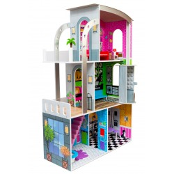 Clifton Wooden Doll House
