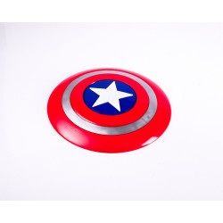 Captain America Shield With...